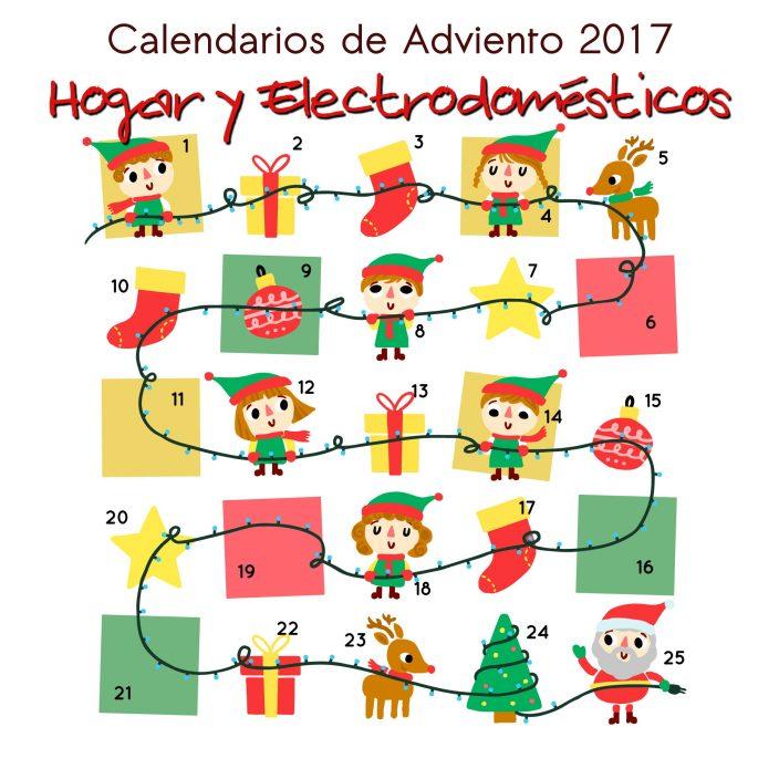 Calendarios de adviento 2017 hogar y electrodom sticos for Calendario adviento 2017
