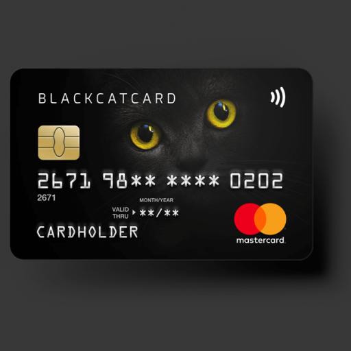 Blackcardcat